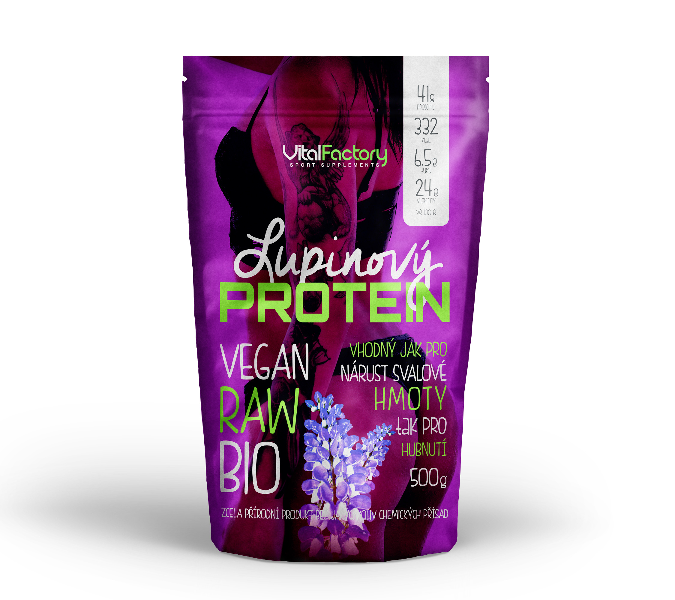Lupinový proteín Vital Factory