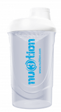 Shaker nu3tion 600ml biely
