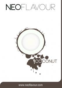 NeoFlavour práškové ochucovadlo Coconut