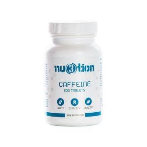 Kofeín tablety nu3tion
