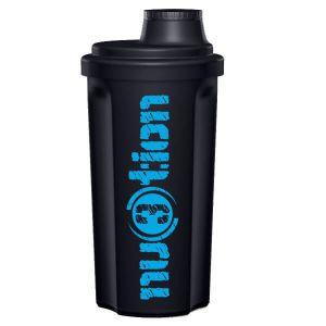 Shaker nu3tion čierny 700ml